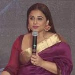 Vidya Balan Weight, Height, Body measurement, Age, Contact Information, Family, Personal Biography