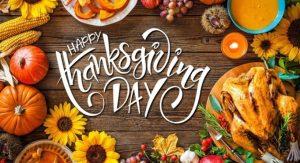 Thanksgiving Day 2019