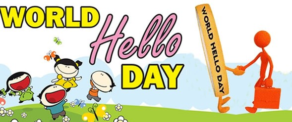 World Hello Day 2019