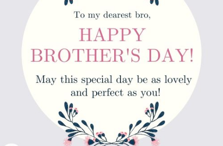 Brothers Day special