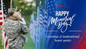 Happy Memorial Day Messages