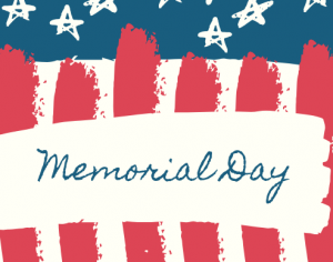 Happy Memorial Day special gift