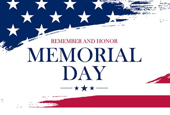 Memorial Day wish