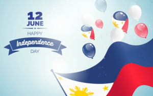 12th June Happy Philippines Independence Day