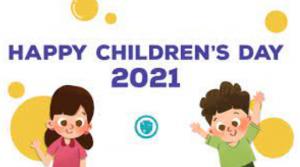 Children's Day 2021 Image