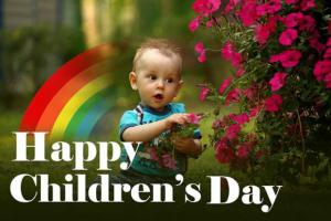 Children's Day wishe