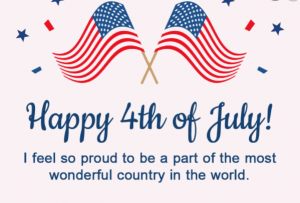 Happy 4th of July 2021