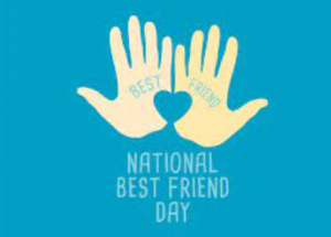 Happy Best Friend Day