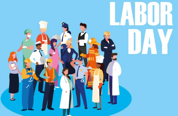 Happy Labor Day wishes 2021