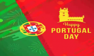 Happy Portugal Day 2021