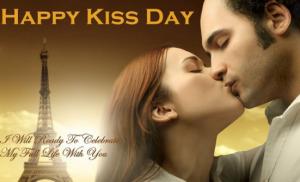 International Kissing Day 2021