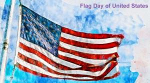 USA flag day