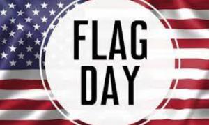 USA flag day Image