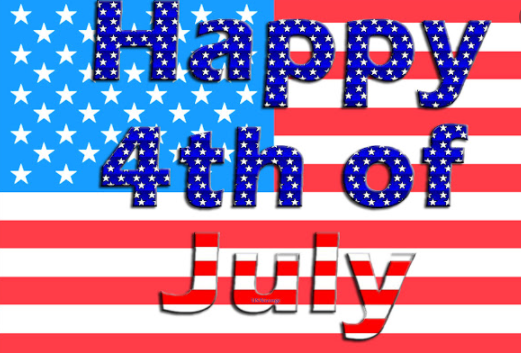 Happy 4th of July 2021 Gif