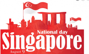 Happy Singapore National Day