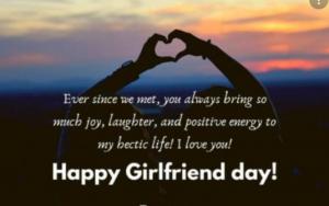 National Girlfriends Day 2021