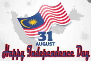 Happy Merdeka Day 2021