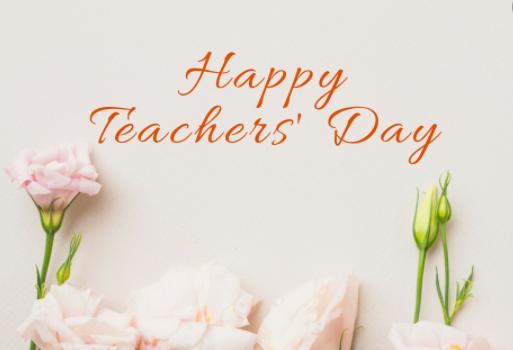 Happy Teachers Day 2021 Singapore