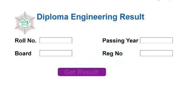 Polytechnic Diploma Result 2021