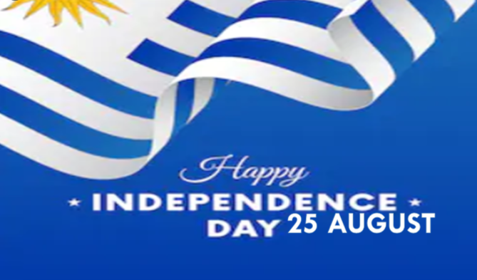 Uruguay Independence Day 2021
