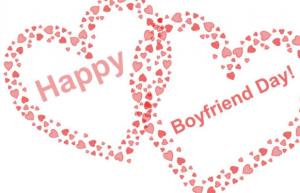 Happy Boyfriend Day 2021