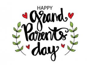 Happy Grandparents Day Image
