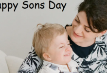 Happy National Sons day 2021