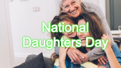 National Daughters Day 2021 UK