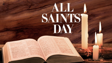 All Saints Day 2021 Image