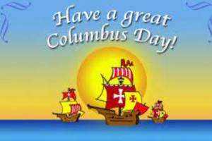 Columbus Day USA