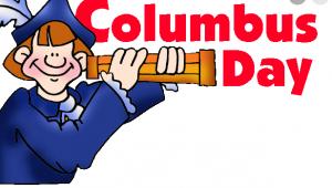 Happy Columbus Day Image