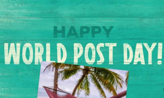 Happy World Post Day