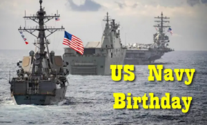US Navy Birthday